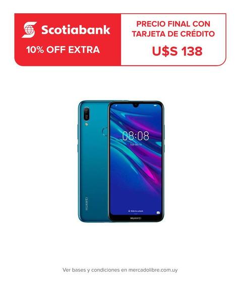 Huawei Y6 2019 Gtía Oficial 6.09
