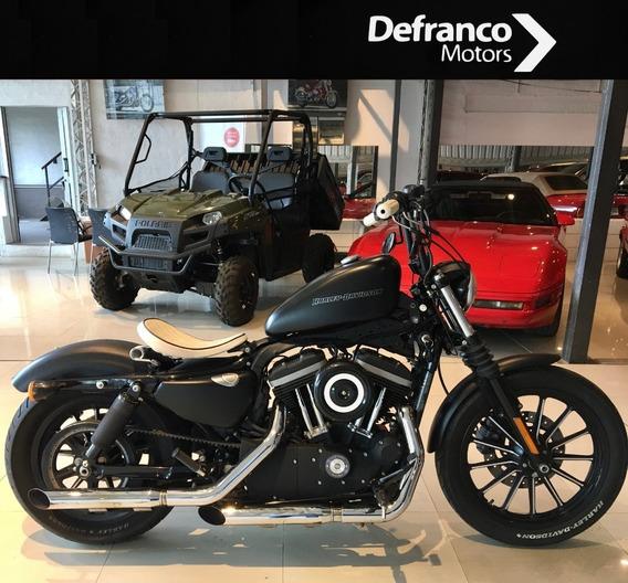 Harley Davidson 883 Único Dueño!! Financio Defranco Motors.
