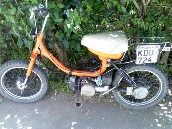 Vendo Yamaha Carrot 50 Cc