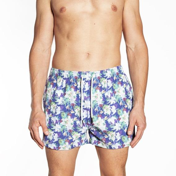 Short De Baño Hombre Crouch - Aloha