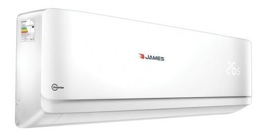 Aire Acondicionado James 18000 Btu Inverter Bajo Consumo