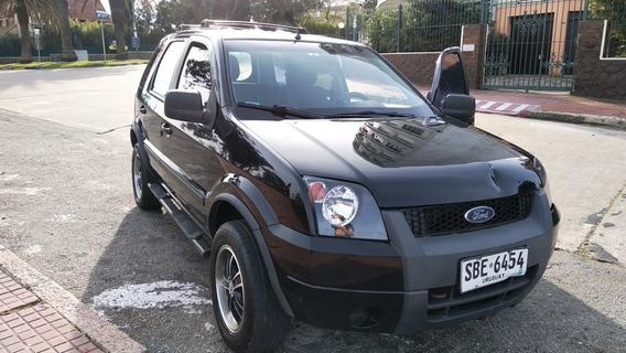 Ford Ecosport 1.6 Nafta Xls 2007