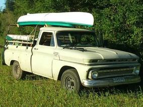 Chevrolet Apache Año 62