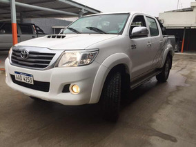 Toyota Hilux 3.0 Cd Srv Limited Tdi 171cv 4x4 5at 2015