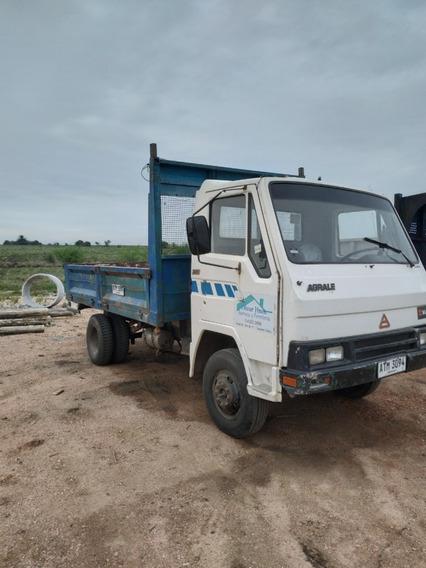 Camion Agrale Con Volcadora