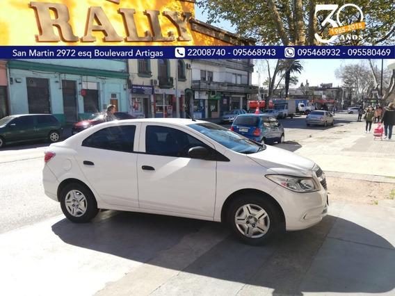 Chevrolet Primsa Joy Entrega U$s 6800 Financia Sola Firma