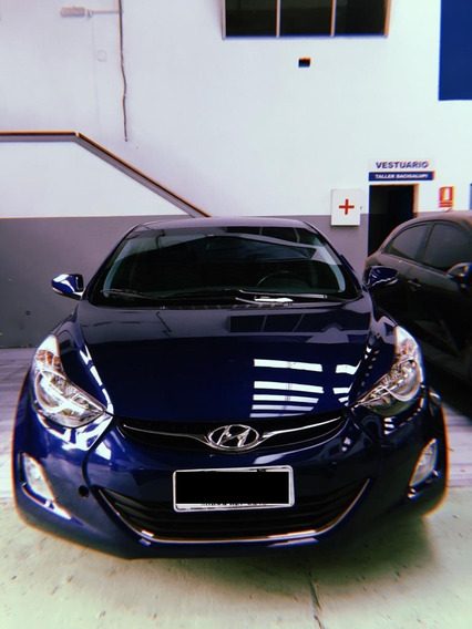Hyundai Elantra 1.8 Gls Automatico