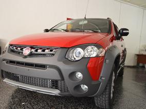 Fiat Strada Adventure Doble Cabina 1.6cc Entrega Inmediata!!