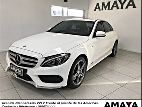 Mercedes-benz Clase C 250 Amg Line 2015 !! Amaya Motors