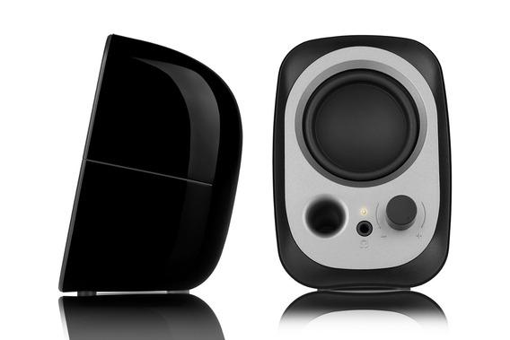 Parlante 2.0 Edifier R12u Usb Sonido Balanceado Negro