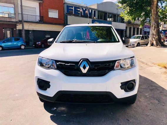 Renault Kwid Retira U$d 5990 Y Financia Permuto