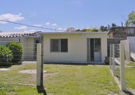 Alquiler Linda Casa 1 Dormitorio Balneario El Bosque