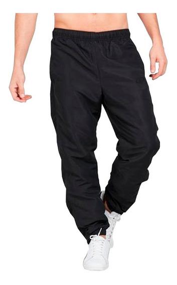 Pantalón Spalding De Hombre Deportivo Con Puños Microfibra