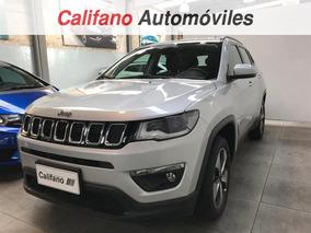 Jeep Compass Limited 2.4l 4x4. Financiación Tasa0%. 2019 0km
