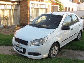 Chevrolet Aveo 2012 G3 Ex-taxi U$ 4500 + Cuotas