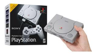 Playstation Classic Mini - Xuruguay Ya Disponible!