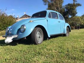 Volkswagen Fusca Escarabajo 1962 1200