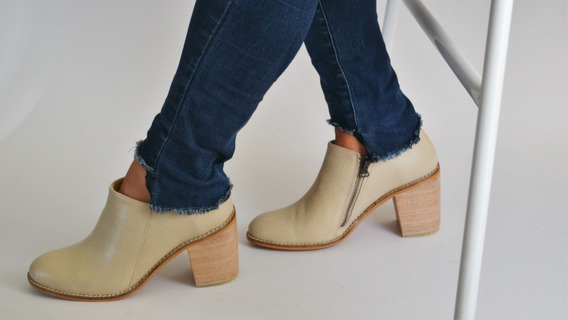 Botin- Modelo Isabella Art 719- Leiden Shoes