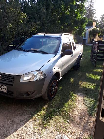 Fiat Strada 1.4 Working Cd 2013