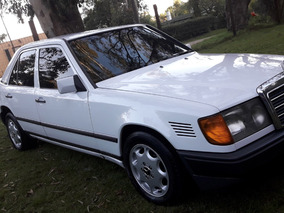 Mercedes Benz E300 Turbo 1989 Impecable Estado Permuto Menor