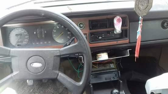 Ford Taunus Tipo Sedan 4 Puertas