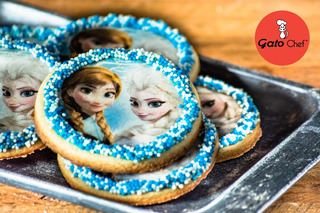 Galletas Decoradas Frozen En Mercado Libre Uruguay