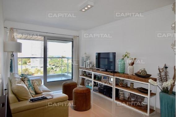 Apartamento En Venta Miami Boulevard Punta Del Este Dos Dormitorios-ref:26635