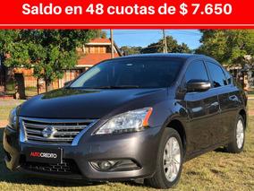 Nissan Sentra U$d10.000+48de $7500