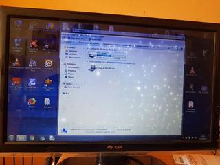 Monitor Pc 17.3 Pulgadas Pctop Para Usar O Repuesto