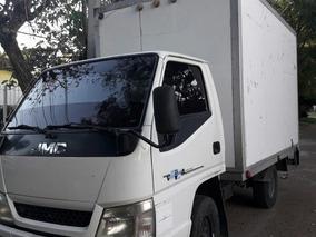 Reparto Insumos Panaderia Mas Camion Jmc Con Furgon