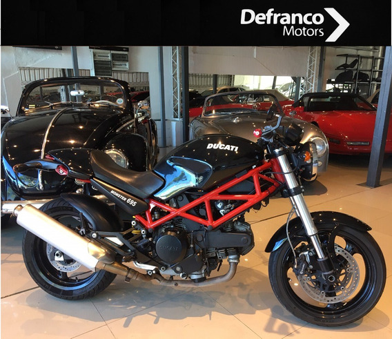 Ducati Monster 695 Financio Defranco Motors