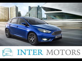 New Ford Focus Okm Desde U$s 29.990 Intermotors