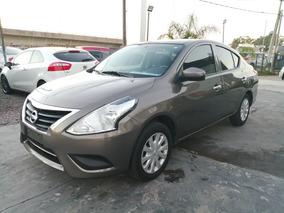 Nissan Versa 1.6 Sense Mt 2017 Aerocar