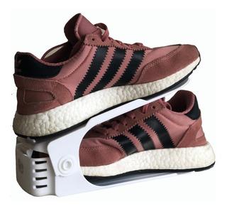 Organizadores De Zapatos Regulables En Color Blanco