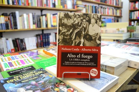 Alto El Fuego. Nelson Caula - Alberto Silva.