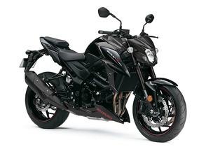 Moto Suzuki Gsx-s 750 Za Naked Street Negro Gsx S 750 Za