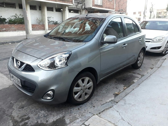 Nissan March Automatico Ext. Full