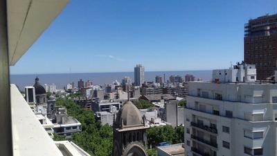 Oficina Torre El Gaucho Gran Vista De Montevideo Piso 14