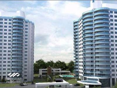 Apartamento En Punta Del Este Edificio Ocean Drive