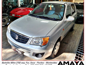 Amaya Garage Suzuki Alto K10 1.0 Full Año 2011 Impecable!!!