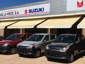 Suzuki Alto 0.8 800 Std. Ok 2019 U$s 8.690.- Con Multimedia