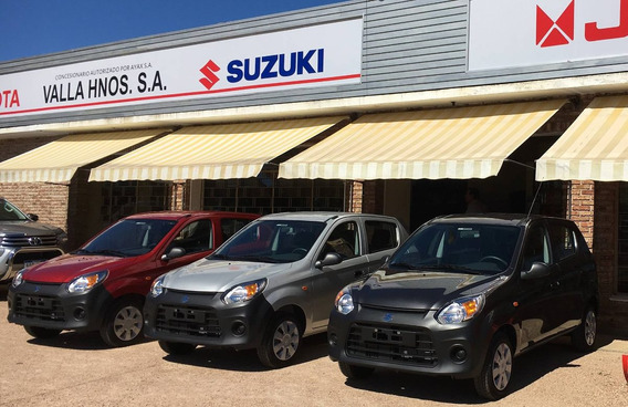 Suzuki Alto 800 Std. Ok 2019 Kit Multimedia Entrega Ya