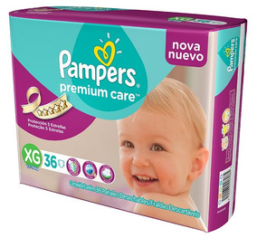 Pampers Premium Care Xg 36