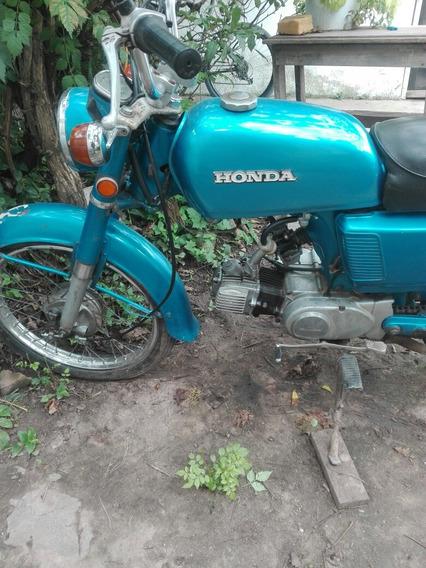 Honda 70 Cc Cd 70cc