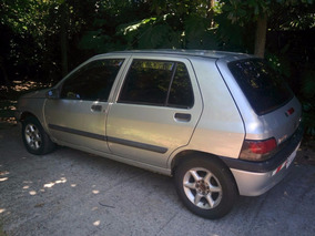 Renault Clio Rt D 1.9 Año 2000