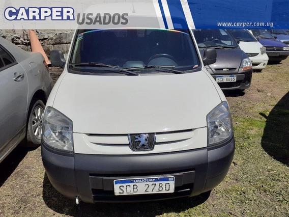 Peugeot Partner Full 2016 Muy Buen Estado