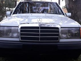 Mercedes Benz E300 Turbo 1989 Impecable Estado Permuto Menor
