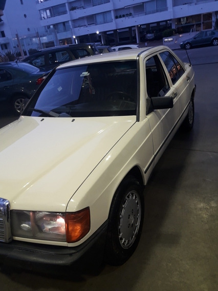 Mercedes-benz Clase D 1989