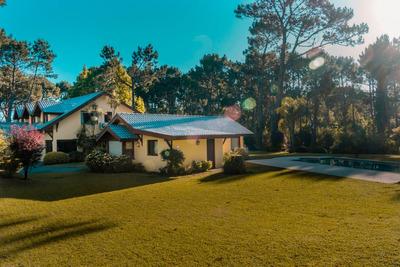 Alquiler Casa Con Piscina Y Jardin En La Mansa