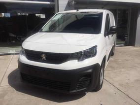 Peugeot Partner K9 Diesel 0km, Blanca